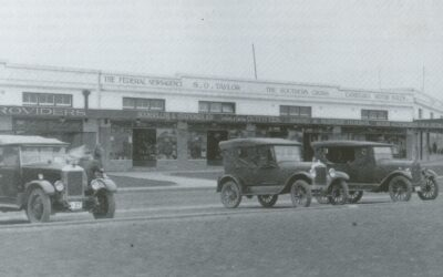 Upgrading streets in one of Canberra's earliest settlements