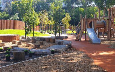 New Playground for City of Stonnington