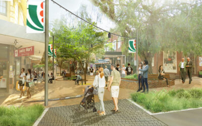 New Project: Wilkes Avenue Upgrade