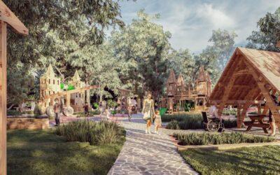 New Project: Thomas Street Reserve Playground