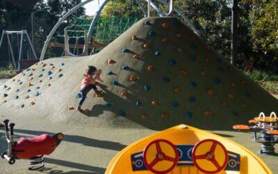 Completed Project: Hollis & Strickland Parks