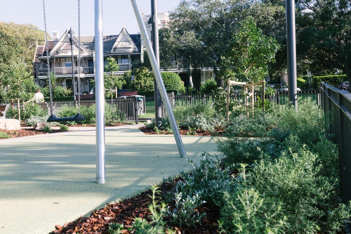 Thomas Street Playground Upgrade