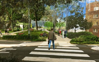Our newest project – Lawrence Hargrave Reserve