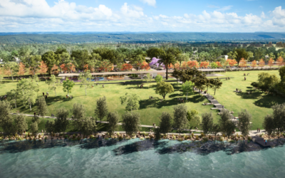 New Project: Regatta Park Upgrade
