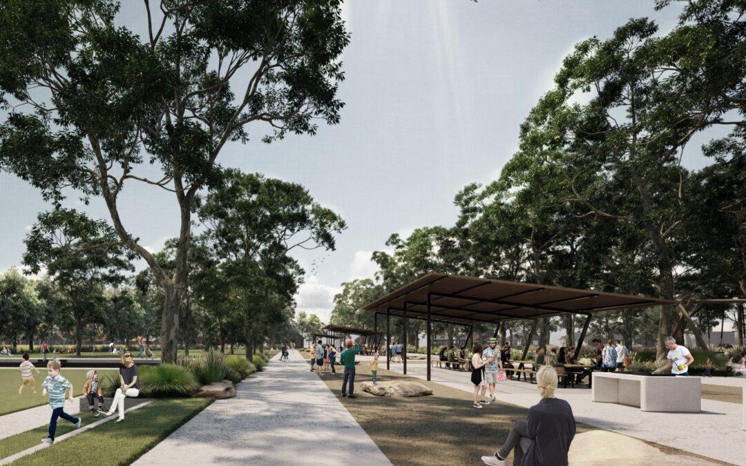Whittlesea Public Gardens Redevelopment Stage 1