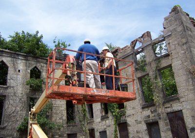 Roosevelt Island Renwick Ruins - New York NY