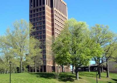 Kline Biology Tower, Yale University – New Haven CT