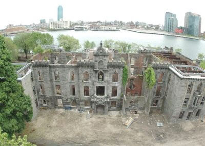 Roosevelt Island Renwick Ruins – New York NY