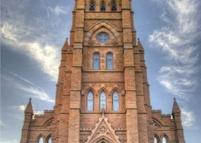 Charleston Cathedral of St. John the Baptist - Charleston SC