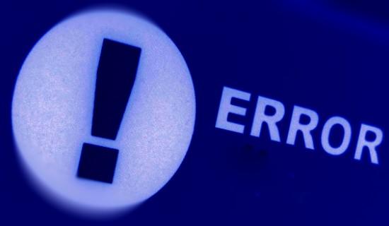 Tutorial: Handle Errors on the Web