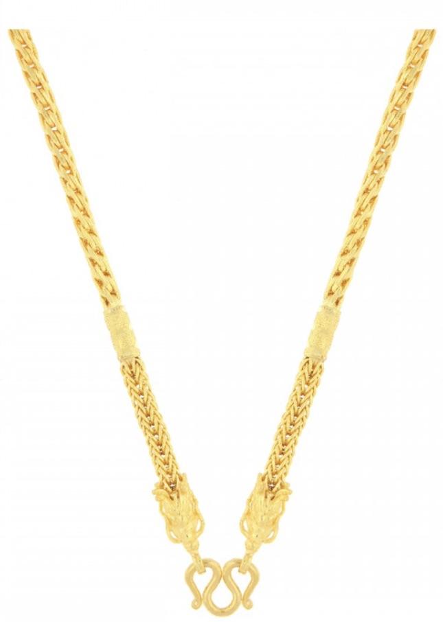 23k gold design chain