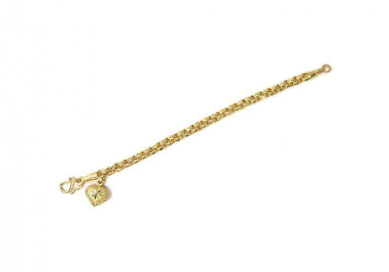23k gold bracelet2