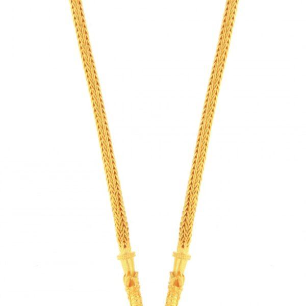 23k gold chain