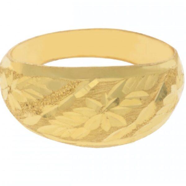 23k gold ring6