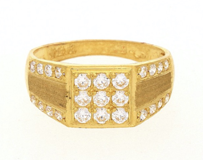 23k gold ring2