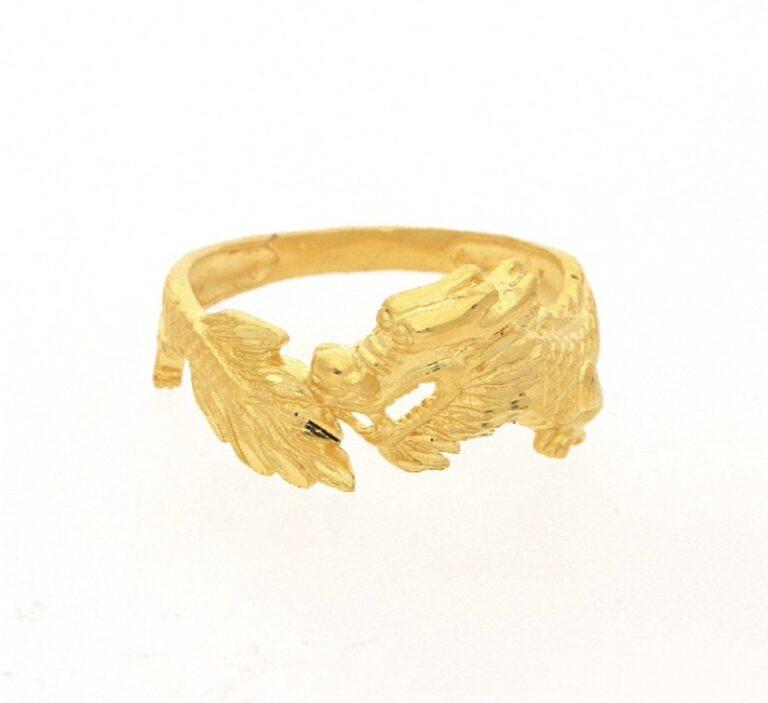23k gold ring7