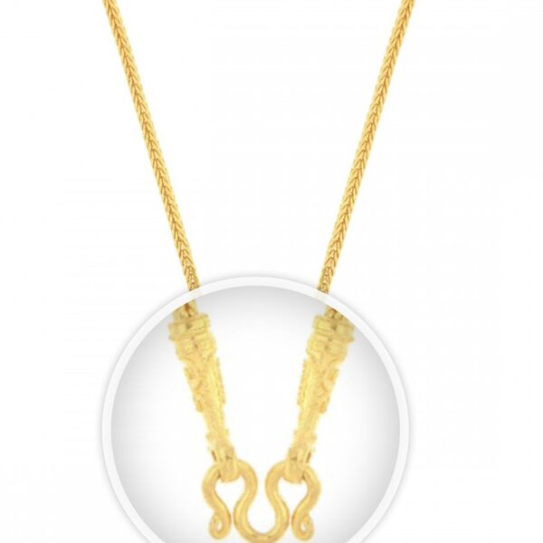 23k gold chain3