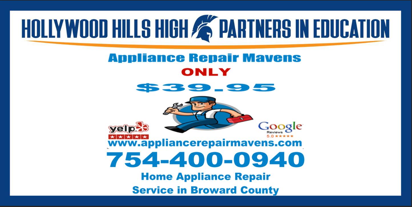 Hollywood Hills High School Sponsors