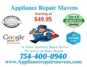 Appliance Repair Broward County