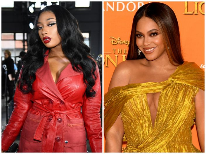 Megan Thee Stallion and Beyonce's Savage remix could make Grammy history