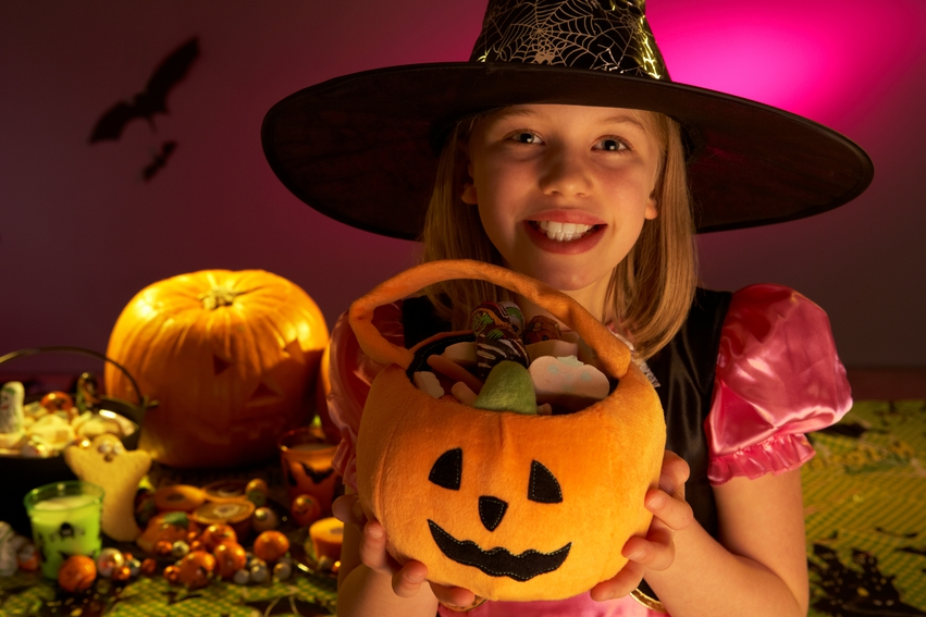 How To Keep Halloween Candy Consumption Under Control