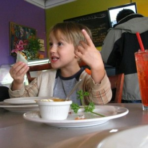 healthy child nutrition