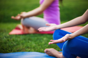 Yoga and pilates are also useful methods of strength training.