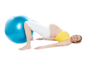 The right forms of exercise will help you maintain core strength during pregnancy - and benefit you during the birth.