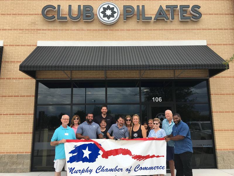Club Pilates Ribbon Cutting