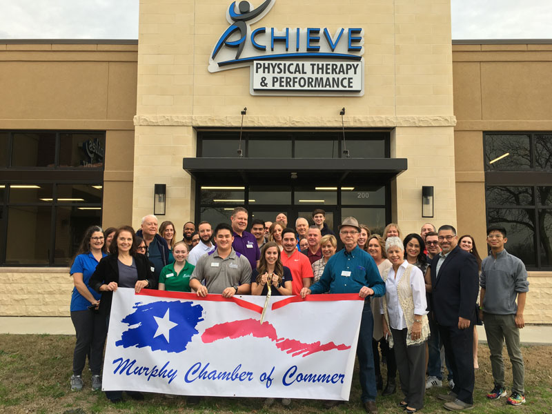 Achieve Physical Therapy and Performance opens location in Murphy