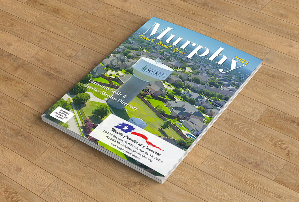 2021 Murphy Chamber Community Guide & Chamber Member Directory