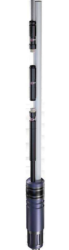 Black Gator® No-Splice Packer Penetrator