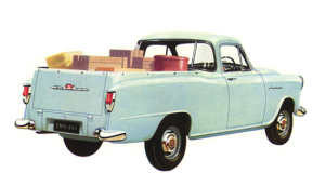 Ute Car