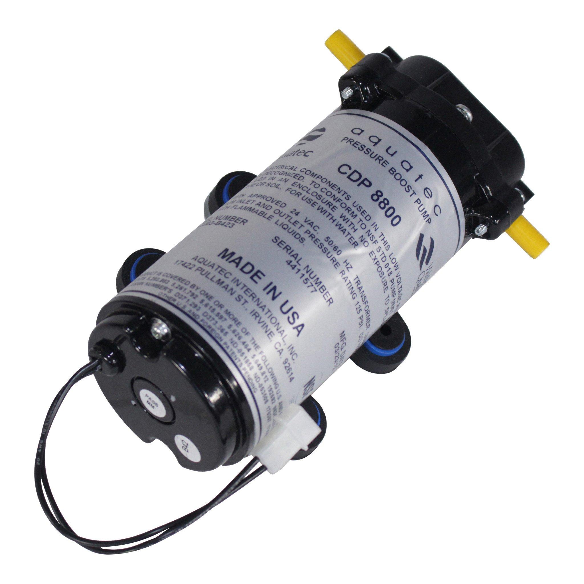 Aquatec® Booster & Delivery Pumps - 8800 High Flow