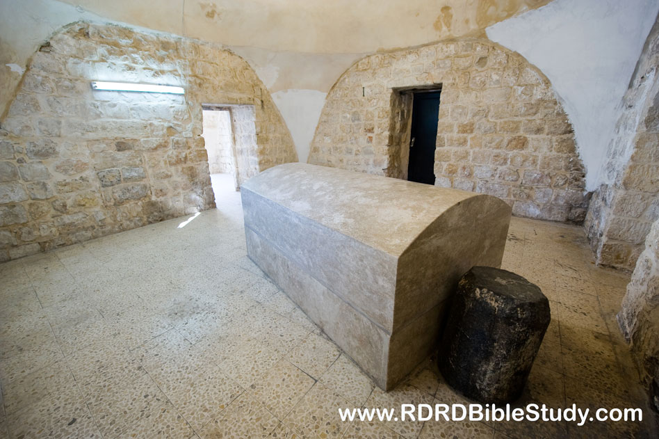 RDRD Bible Study Joseph's Tomb