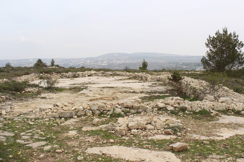 RDRD Bible Study Bethel Jeroboam Temple Remains