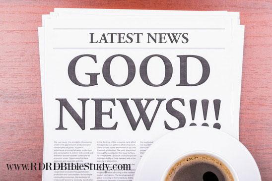 RDRD Bible Study Good News