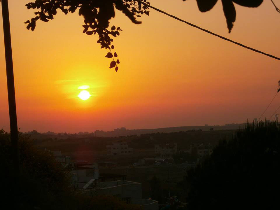 RDRD Bible Study Sunset At Beit El