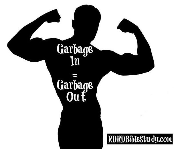 RDRD Bible Study Exegesis Garbage In Garbage Out