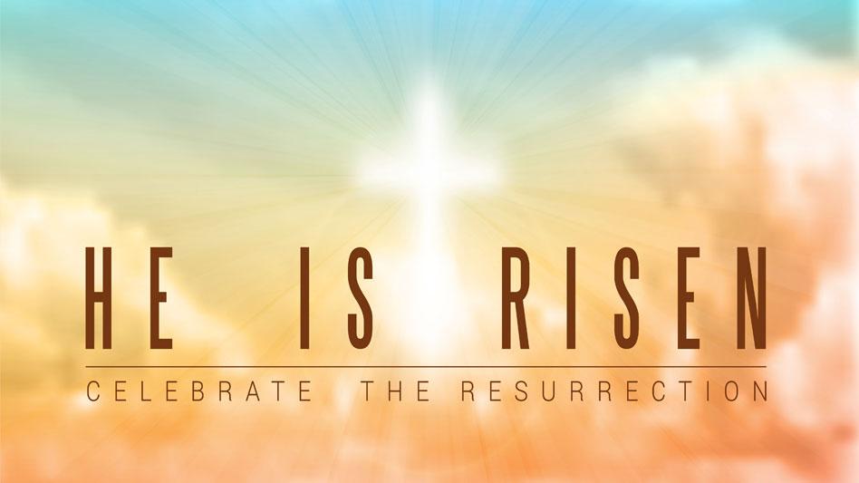 RDRD Bible Study Resurrection He Is Risen