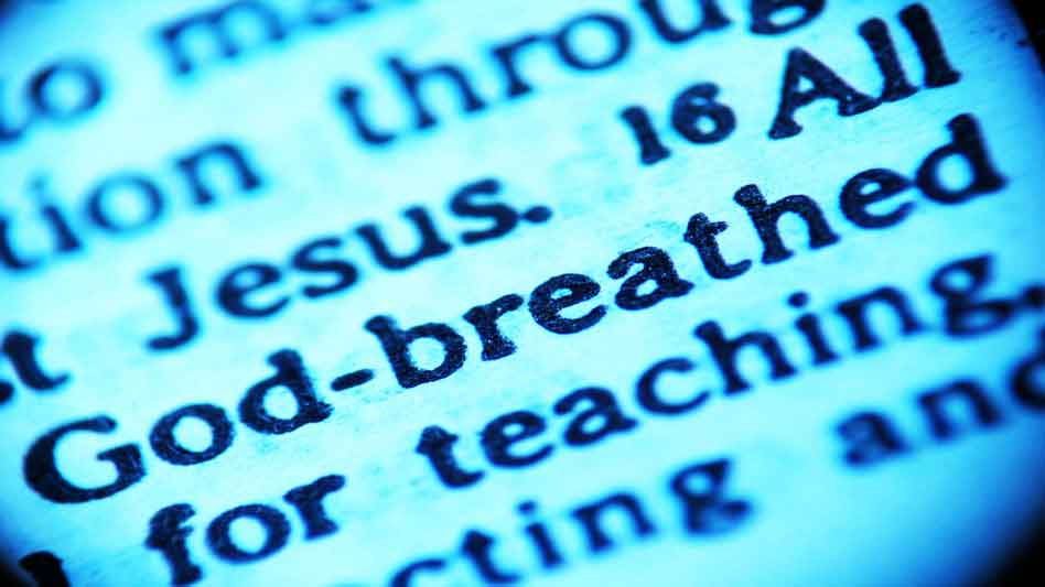 RDRD Bible Study All Scripture Is God Breathed 2 Timothy 3 16