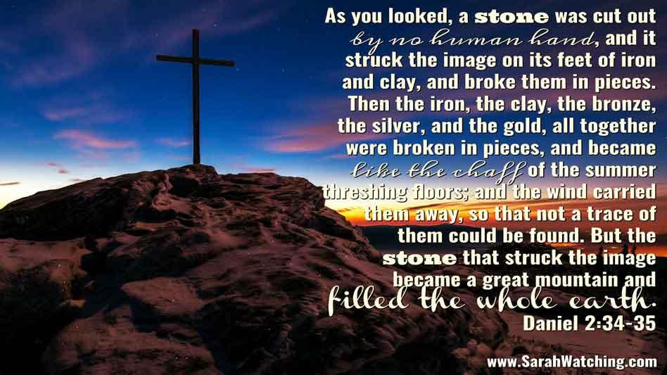 RDRD Bible Study Daniel 2 34-35