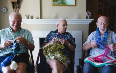What activities are best for seniors in assisted living or a nursing home?