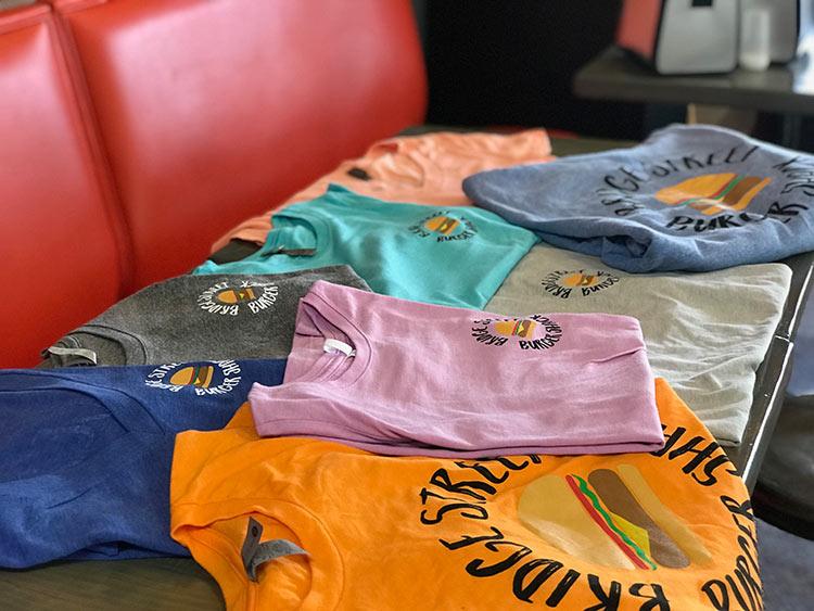 Burger Shack T-Shirts