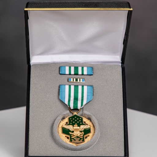 The Joint Service Commendation Medal