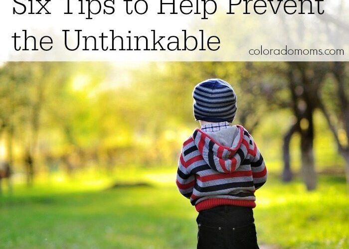 Autism and Wandering - Six Tips to Help Prevent the Unthinkable