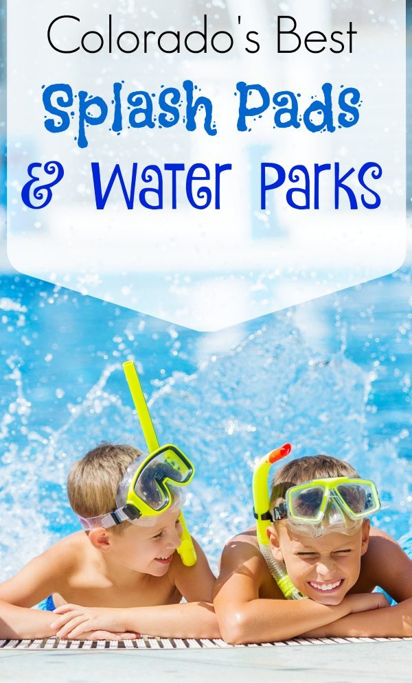 Colorado's Best Splash Pads and Water Parks