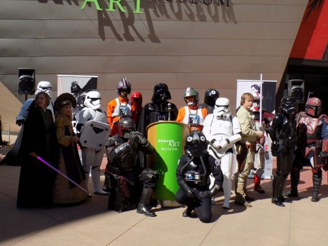 Star Wars and The Power of Costumes