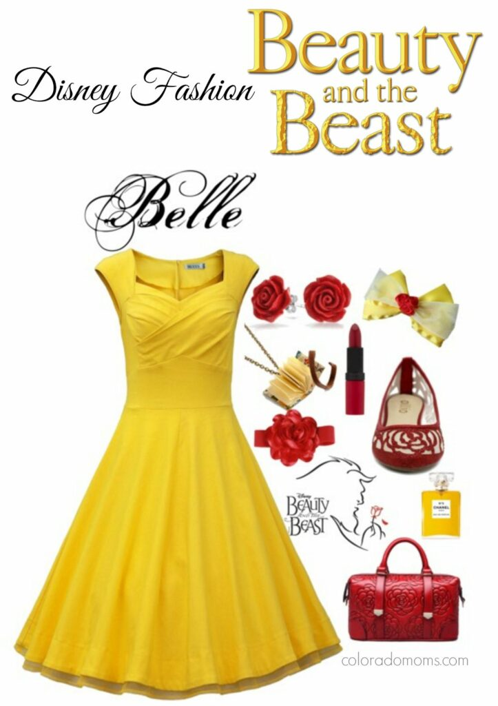 Disney Fashion Belle Beauty and the Beast