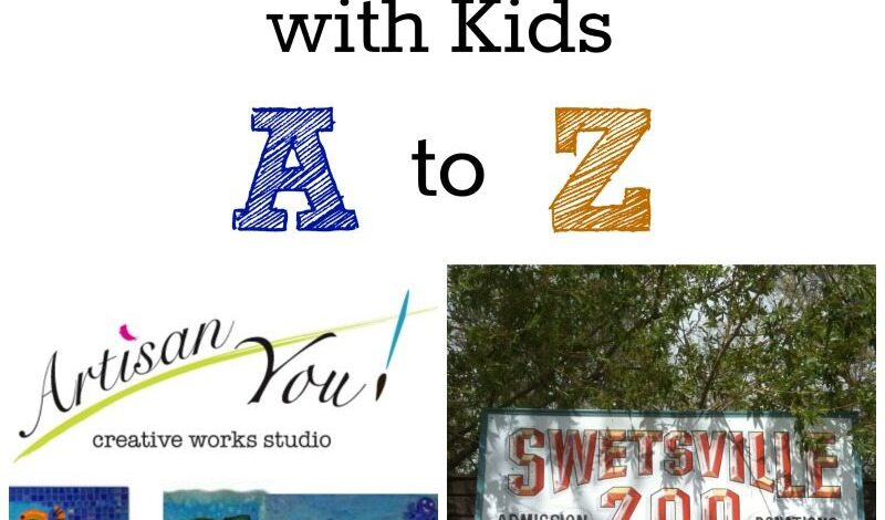Fort Collins with kids A to Z